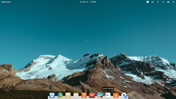 elementary os 0.3.2 screenshot 1
