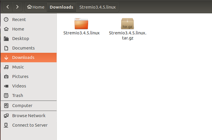 install stremio ubuntu