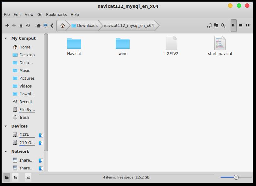 navicat for mysql ubuntu 3