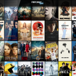 Download and install Popcorn Time 5.4 for MacOS X