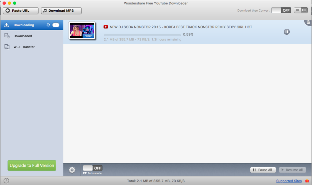youtube downloader mac