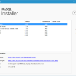 How to install MySQL Server on Windows 10