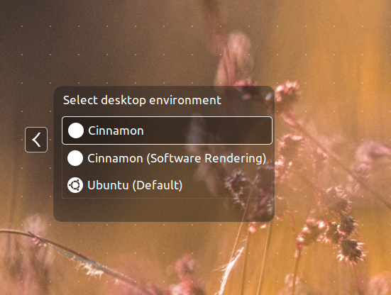 cinnamon on ubuntu 16.04
