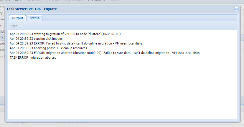 migrate vm on proxmox error.png