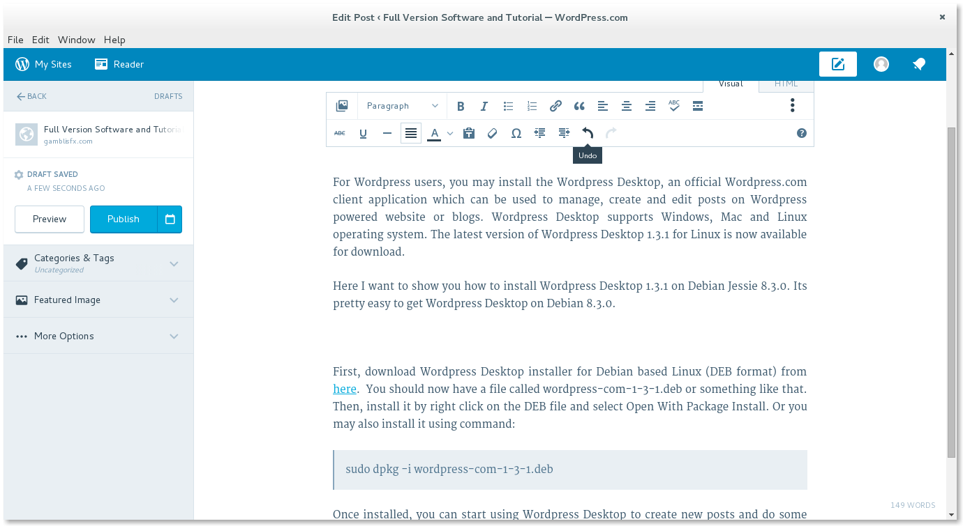 wordpress desktop on debian 8.3.0.png