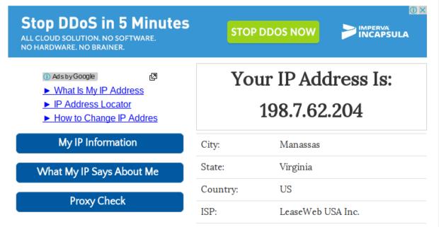setting vpn gratis di linux 4