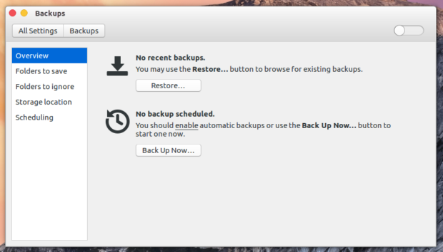 backup on ubuntu 16.04 1