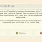 Install Flareget 4.3 Download Accelerator on Ubuntu 16.04