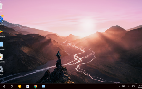 Remix OS 3.0 Screenshots Tour