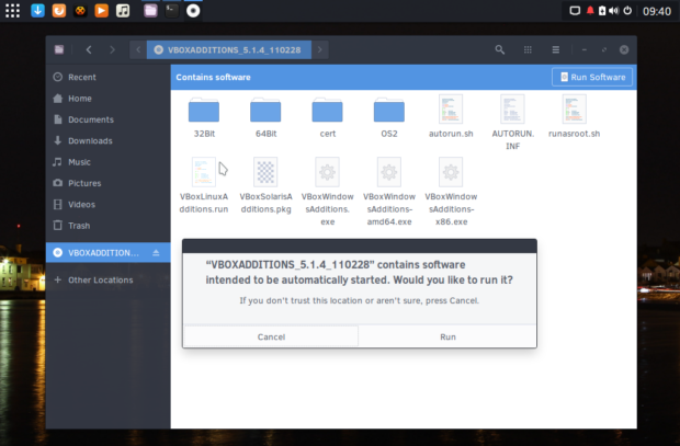 install-guest-additions-on-solus-os-2