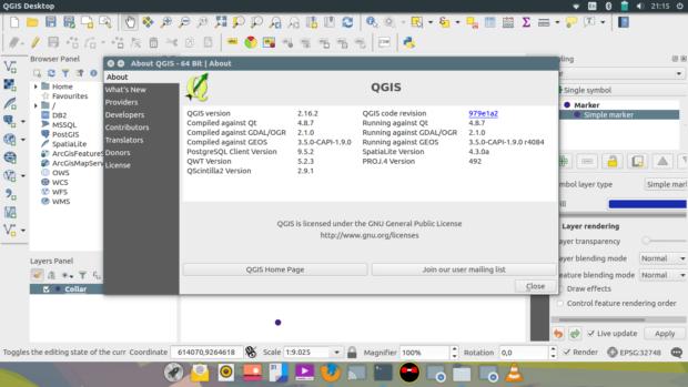 install qgis on Ubuntu 16.04
