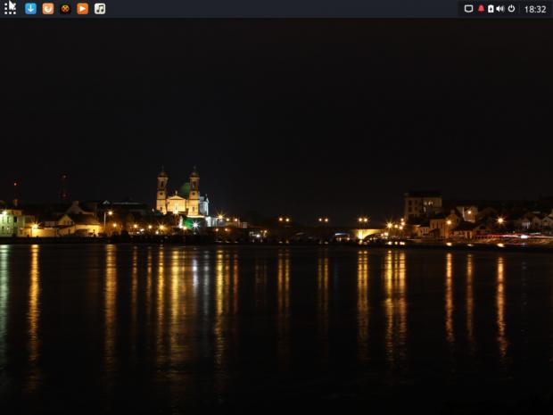 Solus OS 1.2.0.5 Desktop