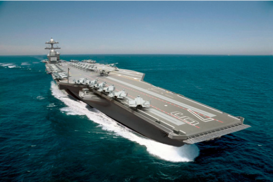 uss gerald r ford 2