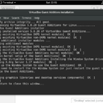 How to install Guest Additions on Fedora 24