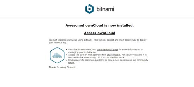 bitnami-owncloud-9