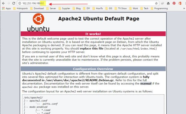 change-apache-port
