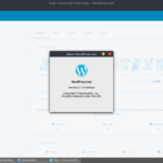 Install WordPress Desktop 2.1.0 on Linux Mint 18.1
