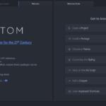 Atom Text Editor 1.12.9 Portable Edition