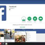 Testing Facebook app on Phoenix OS 1.2.3