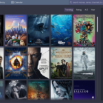 Watch online movies on Deepin 15.4 using Stremio