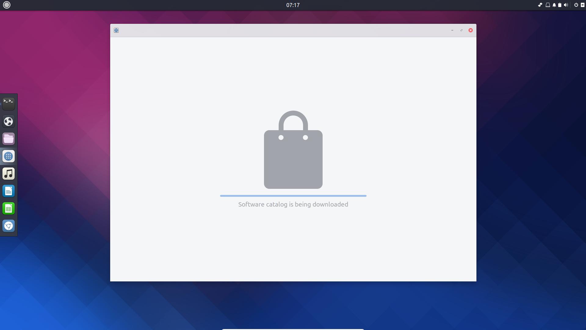 ubuntu budgie remix 17.04 software center.png