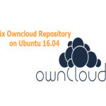 Dirty trick to fix error on Owncloud repository on Ubuntu 16.04