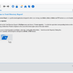 Total Directory Report 7.91, A Professional Folder Listing and Report Software for Windows